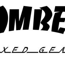 Fixed Gear Bombers Sticker