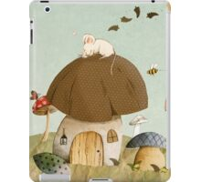 Mouse Garden iPad Case/Skin