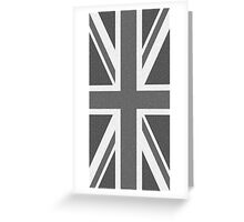 Black and White Union Greeting Card