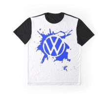 Volkswagen Logo VW Graphic T-Shirt