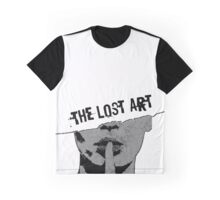 The Lost Art (Of Keeping A Secret) Graphic T-Shirt