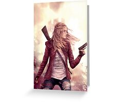 Elyza Lex Greeting Card