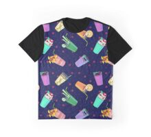Smoothie Graphic T-Shirt