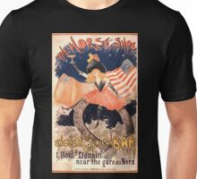 Artist Posters The horseshoe English and American bar 1 Bould Denain near the Gare du Nord Abel Truchet 0359 Unisex T-Shirt