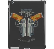 Blaster iPad Case/Skin