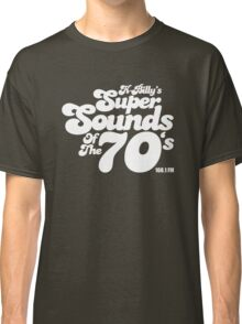 Reservoir Dogs K-Billy's Super Sounds Of The Seventies T-shirt Classic T-Shirt