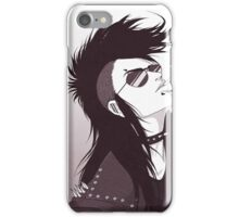 Rebel With A Pair Of Shades iPhone Case/Skin