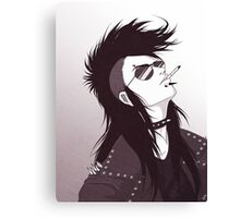 Rebel With A Pair Of Shades Canvas Print