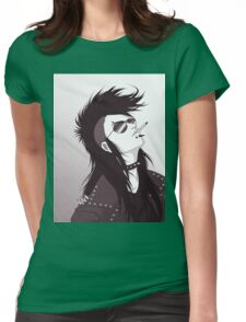 Rebel With A Pair Of Shades Womens Fitted T-Shirt