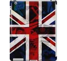 British Punk iPad Case/Skin