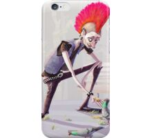 Soft On The Inside iPhone Case/Skin