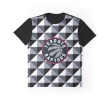 Toronto Raptors Graphic T-Shirt