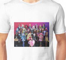 Ever After High - Class Photo II Unisex T-Shirt