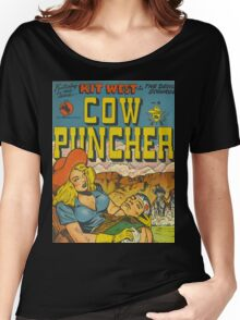 Cow Puncher Women's Relaxed Fit T-Shirt