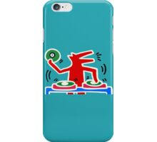 DJ HARING iPhone Case/Skin