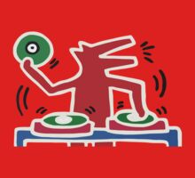 DJ HARING Baby Tee