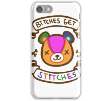 Stitches iPhone Case/Skin