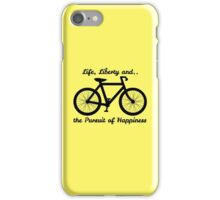 Life, Liberty and the Pursuit of Happiness iPhone Case/Skin