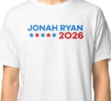Jonah Ryan 2026! Classic T-Shirt