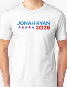 Jonah Ryan 2026! T-Shirt