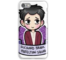 Richard Brook iPhone Case/Skin
