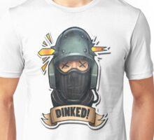 csgo dinked sticker Unisex T-Shirt