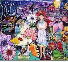 Passion Flower by Faith Magdalene Austin