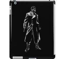 Undead assassin iPad Case/Skin