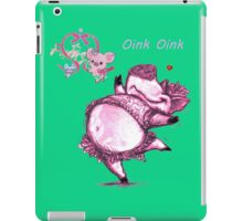 Little piggy  iPad Case/Skin