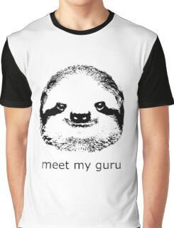 meet my guru Graphic T-Shirt