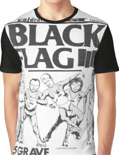 Black Flag T-Shirt Graphic T-Shirt