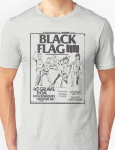 Black Flag T-Shirt Unisex T-Shirt