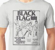 Black Flag T-Shirt Unisex T-Shirt