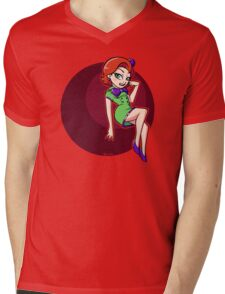Sailor Dezy Mens V-Neck T-Shirt