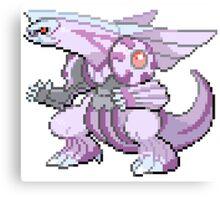 Pokemon - Palkia Canvas Print