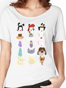 Animaniacs Animal Cast Women's Relaxed Fit T-Shirt