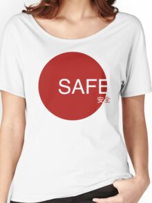 Safe. Women's Relaxed Fit T-Shirt
