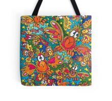 Birdy Birdy - Are We There Yet? Tote Bag