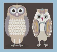 OWL DUO Kids Tee