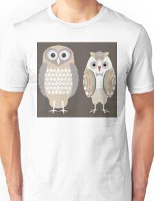 OWL DUO Unisex T-Shirt