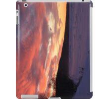 Wintry Sunset iPad Case/Skin