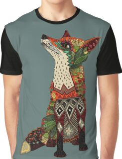 fox love juniper Graphic T-Shirt