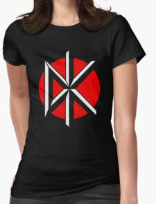 Dead Kennedys T-Shirt Womens Fitted T-Shirt