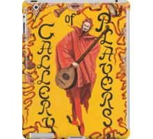 Artist Posters Gallery of players for sale here no 8 price 25 cents 0591 iPad Case/Skin