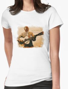 Lead belly Womens Fitted T-Shirt