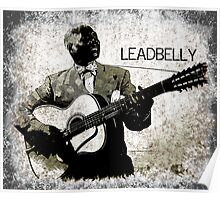 Lead belly Poster