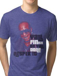 Respek It Tri-blend T-Shirt