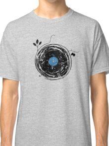 Enchanting Vinyl Record Grunge Vintage Classic T-Shirt