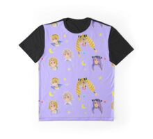 Nohr Family Pattern Graphic T-Shirt