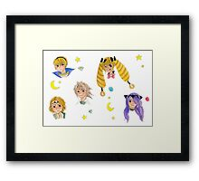 Nohr Family Pattern Framed Print